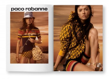 Emmy for Paco Rabanne