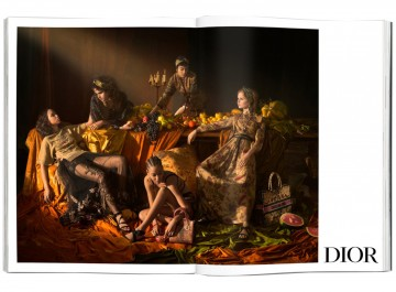 Holly and Judith for Dior